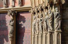 Erfurts beeindruckende Domfiguren