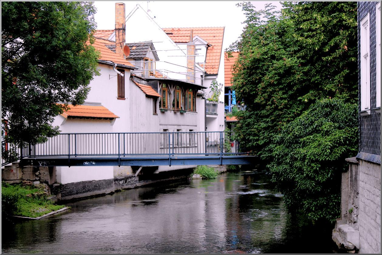 "Erfurts ""Klein Venedig"" II"