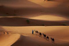 Erg Chebbi - Marokko 1