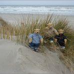 Erholung am Strand von Juist