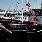 """Eric and the """"Américo Vespucio"""""""