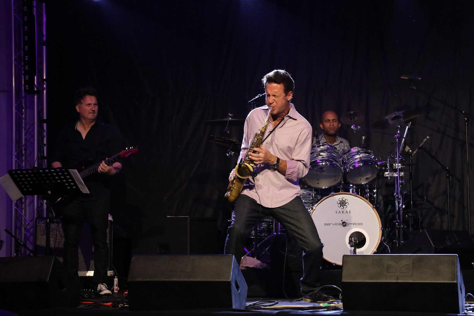 Eric Marienthal at Algarve Smooth Festival 2016