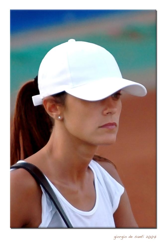 Erica e il tennis...