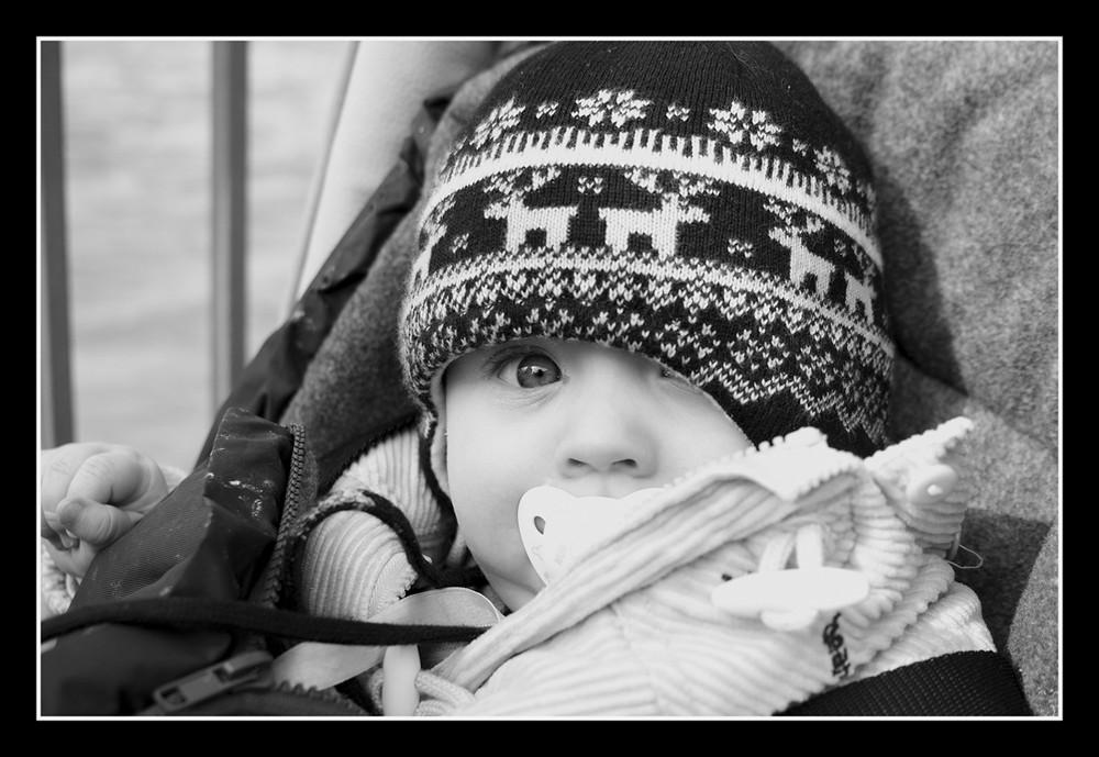 Erik Fynn mit 8 Monaten
