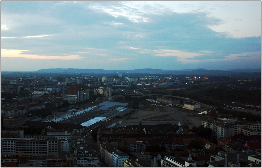 ... Erinnerung an Basel ...