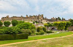 Erinnerung an Carcassonne