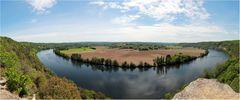 Erinnerung an die Dordogne