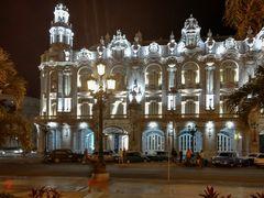 Erinnerung an die guten alten Zeiten: das Gran Teatro