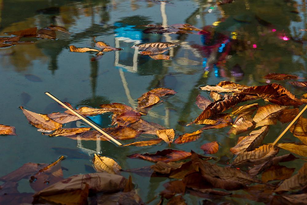 Erinnerung an die Herbstmesse