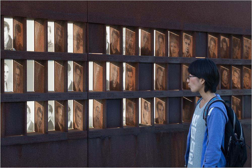 Erinnerung an die Mauertoten