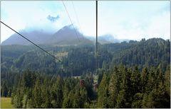 ... Erinnerung an die Schweizer Berge ...