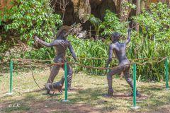 Erinnerung an die Sklavenzeit
