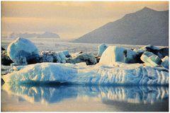 Erinnerung an Iceland 2006 ( Jökulsarlon )