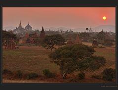 Erinnerungen an Bagan - DRI