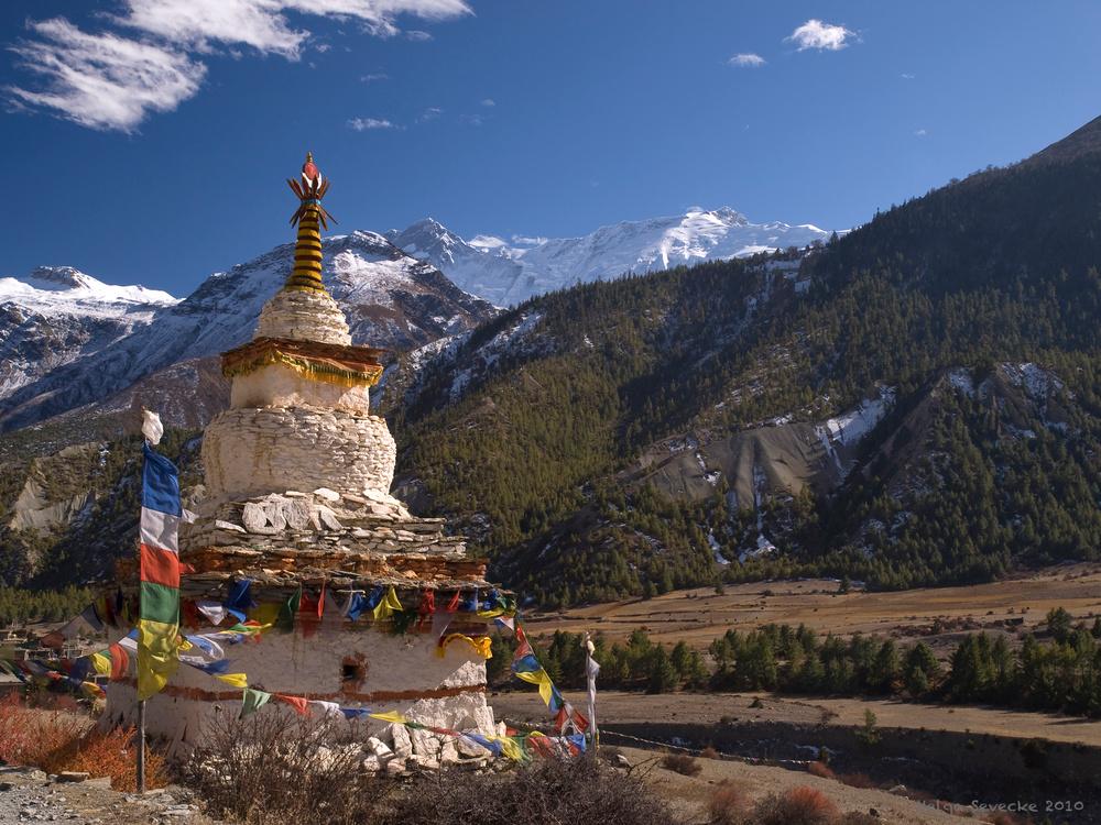 Erinnerungen an Nepal