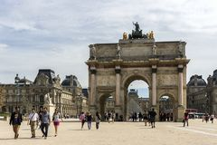 Erinnerungen an Paris