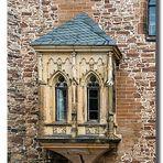 Erkerfenster - Schloß Wernigerode