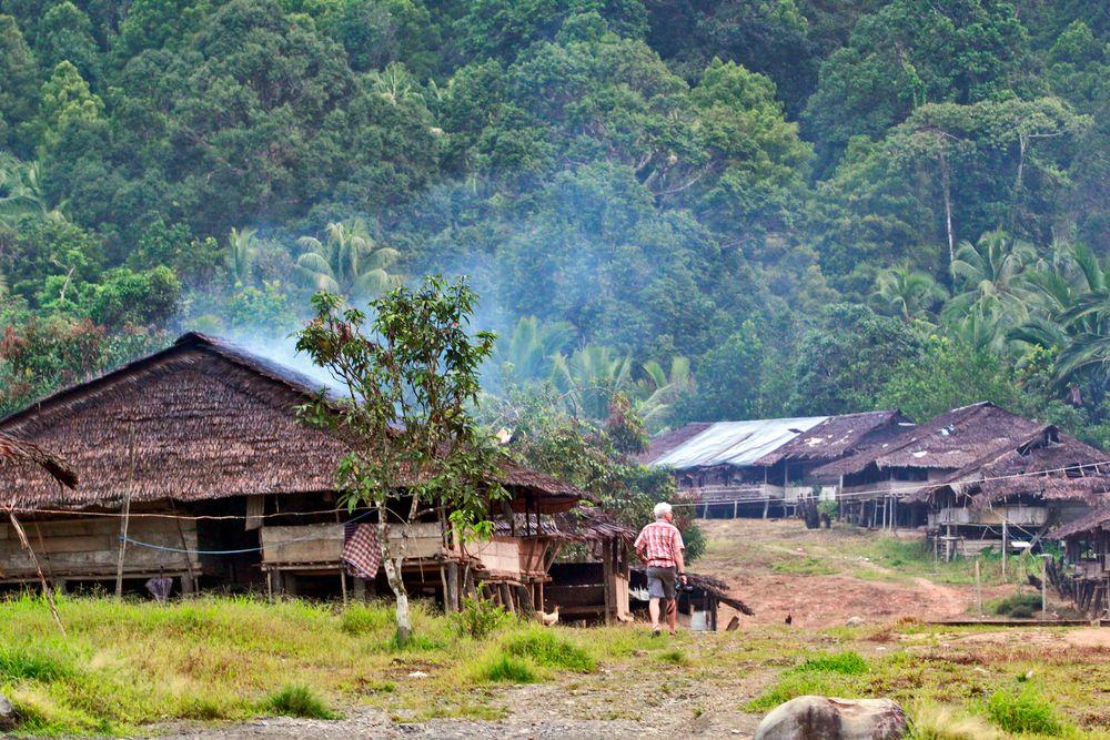 Erkundungstour auf Seram- Molukken