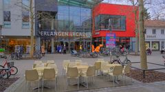 Erlangen, Arcaden