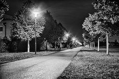 Erlangen bei Nacht...