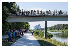 Erlangen-Triathlon Zuschauer