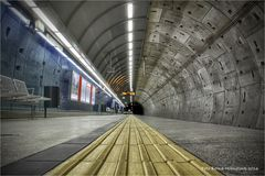 Erlebnis U-Bahn  in Köln am Rhein