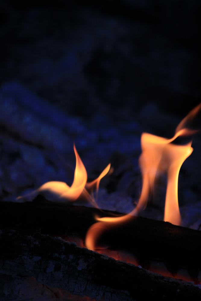 erlöschendes Feuer 5