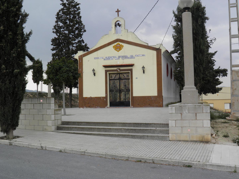 Ermita nuestra señora de Fatima Aspe Alicante