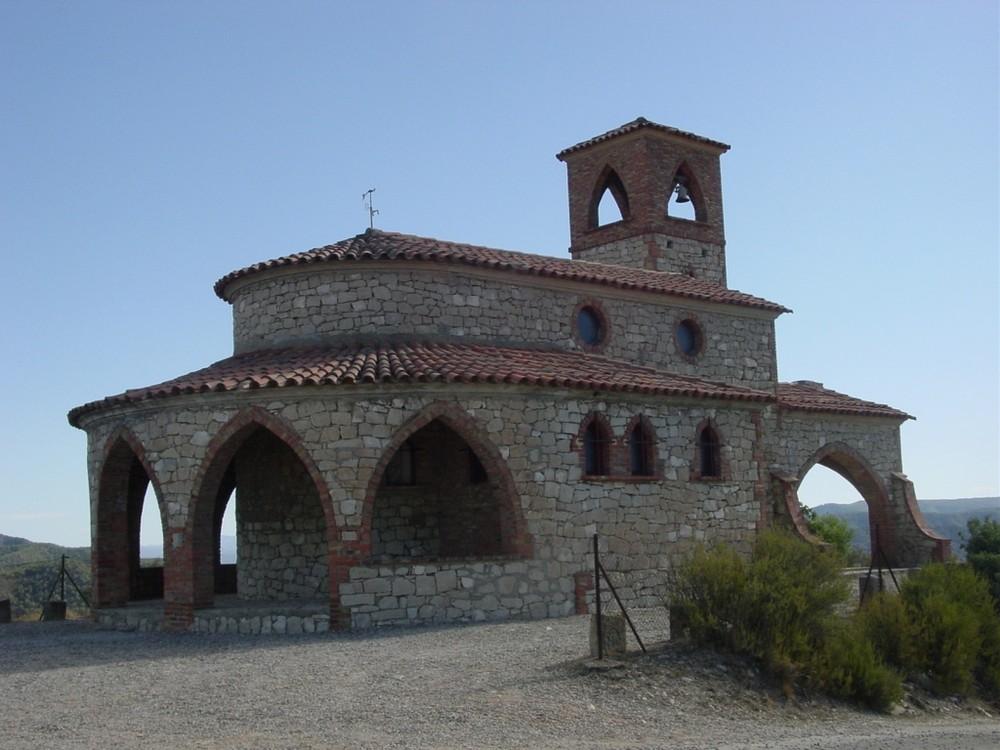 Ermita Virgen del Pilar-Fayon-España