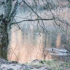 Ermitage im Herbst (1) - Der dritte Teich