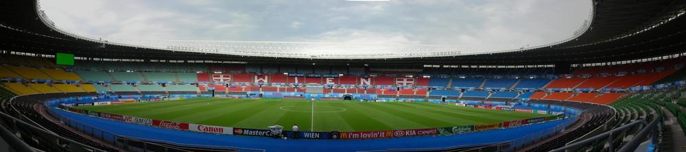 Ernst-Happel-Stadion zu Wien