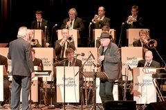 """Ernst Ludwig Petrowsky & """"The Berlin Jazz Orchestra"""""""