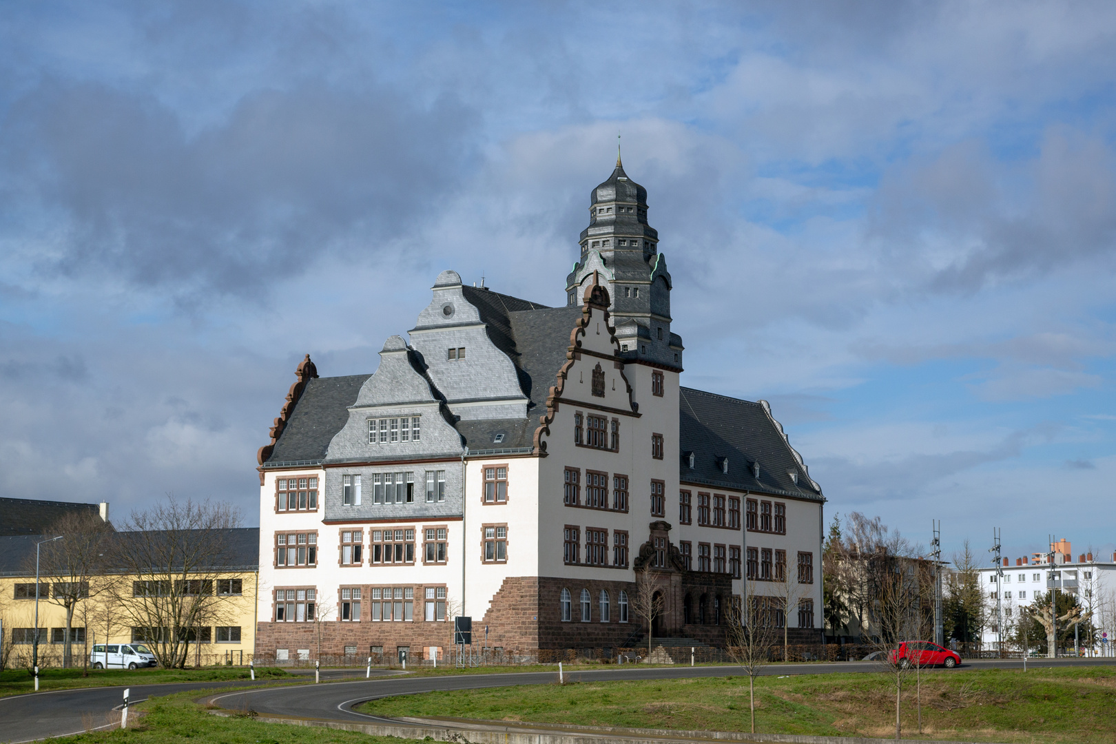 Ernst-Ludwig-Schule in Worms