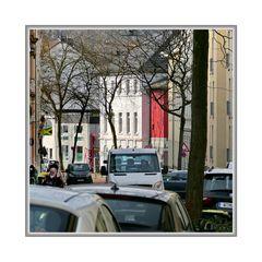 Ernststr./Moritzstr./Simonsstr. (Arrenberg... springtime traffic jam)
