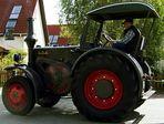 Erntefest Friedersdorf Traktor reloaded