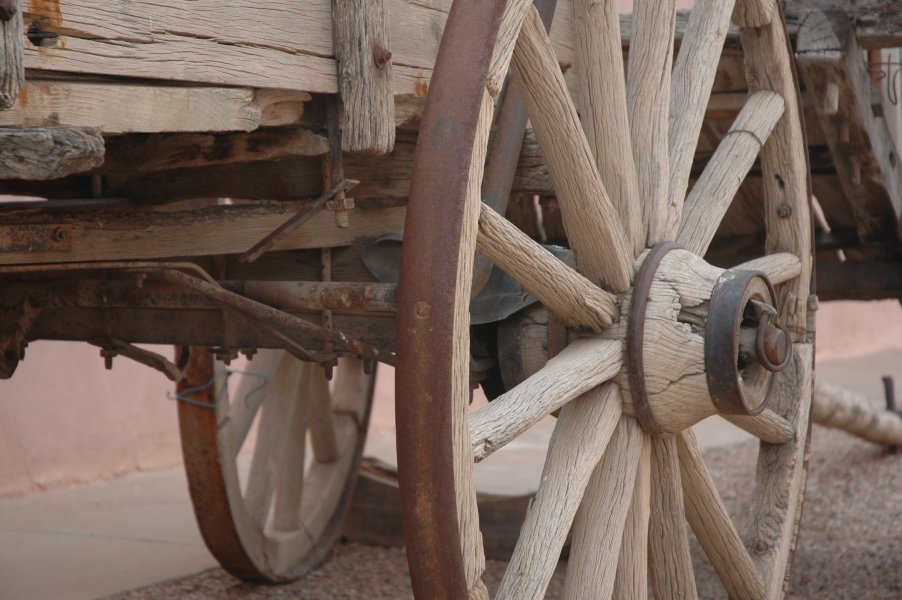 Eroded Cart