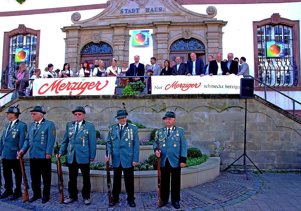 Eröffnung 40. Merziger Viezfest