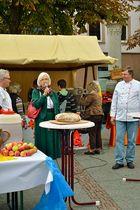 Eröffnung des Brotmarkt in Lörrach