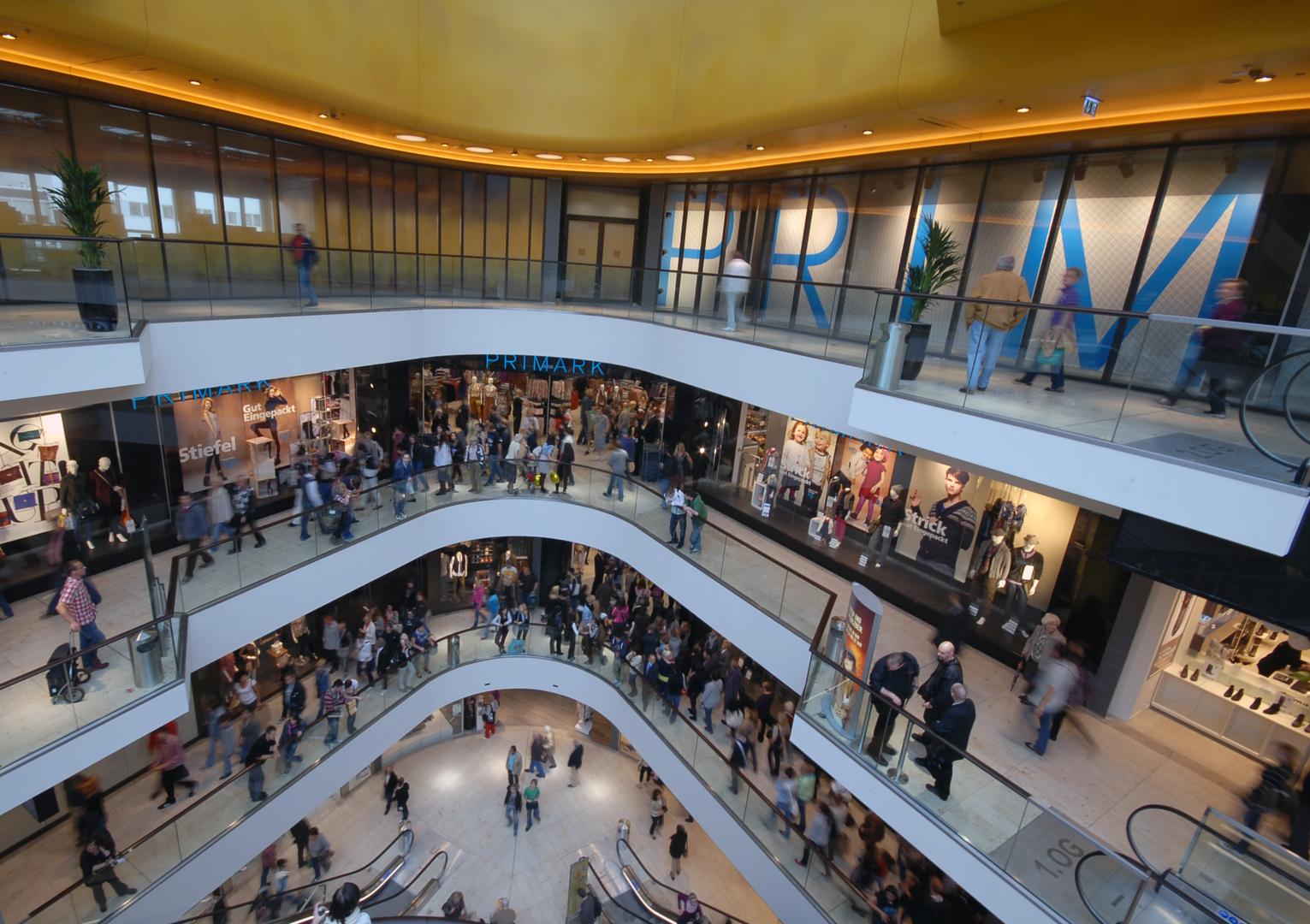 Eröffnung Primark / Thier-Gallerie Dortmund