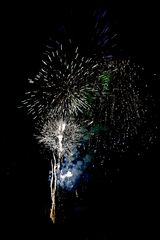 Eröffnungs Feuerwerk der Grevener Kirmes