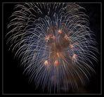 Eröffnungsfeuerwerk Cranger Kirmes 2007