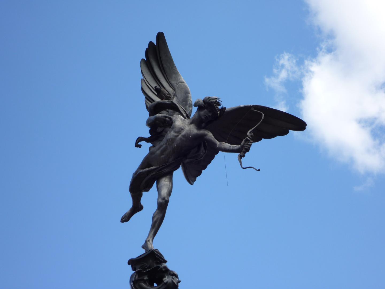 Eros im Himmel