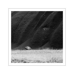Erosionsfelsen
