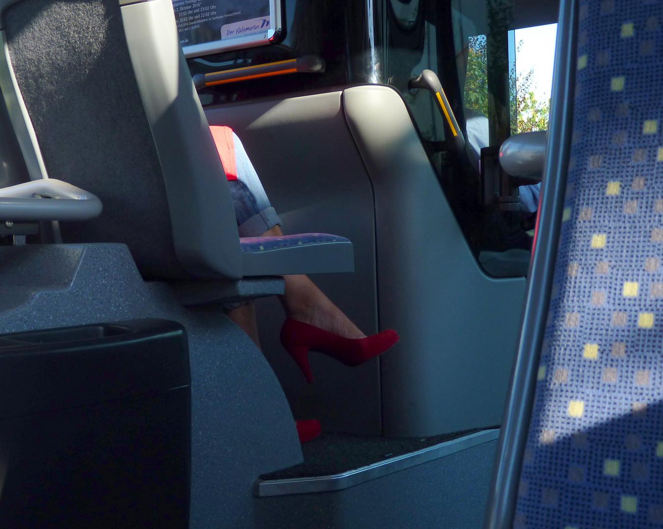 Bus Erotik