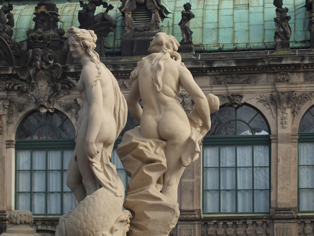 Erotik in Sandstein