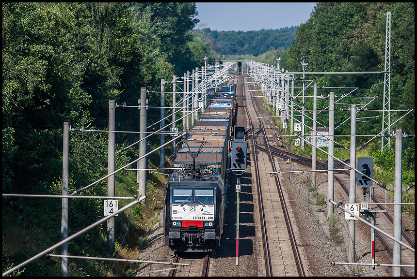 ERS Railways unterwegs...