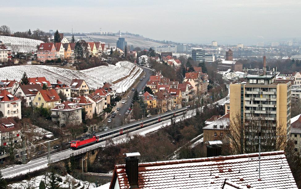Ersatzzug nach Zürich