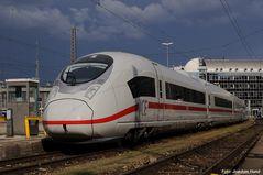 Moderne Bahn