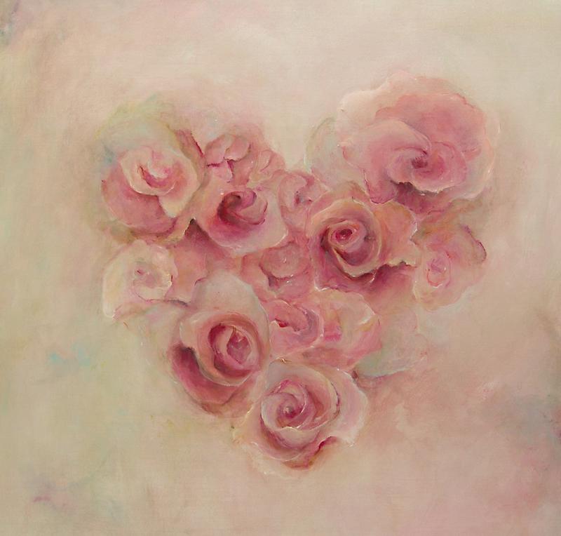 Erste Rosen Erbluhen Foto Bild Kunstfotografie Kultur
