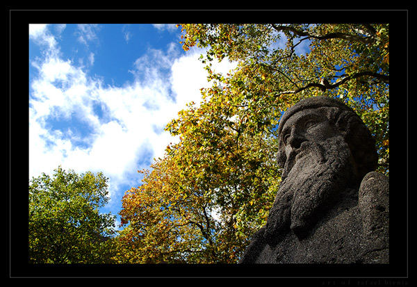 Erster Herbsttag in Mainz